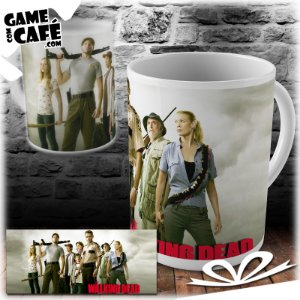 Caneca S32 The Walking Dead