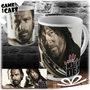 Caneca S33 The Walking Dead