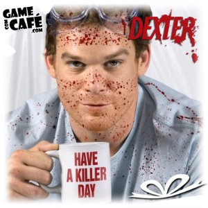 Caneca S40 Dexter - Have a killer day