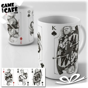 Caneca S43 Game of Thrones