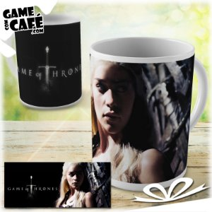 Caneca S44 Game of Thrones