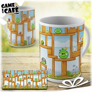 Caneca M04 Angry Birds