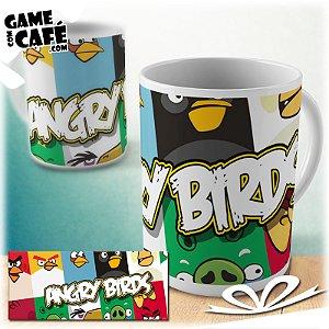 Caneca M05 Angry Birds