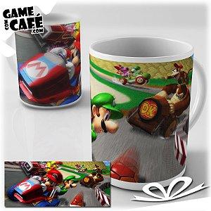 Caneca M23 Mario Kart