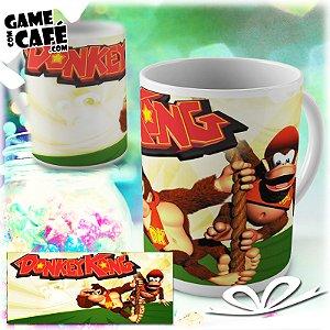 Caneca M26 Donkey Kong