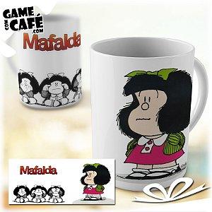 Caneca M38 Mafalda