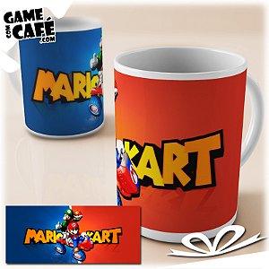 Caneca M40 Mario Kart