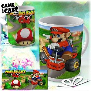 Caneca M42 Mario Kart