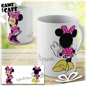 Caneca M98 Minnie Mouse