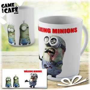 Caneca M105 Minions - The Walking Dead