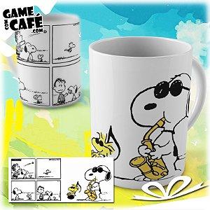 Caneca M107 Snoopy - Quadrinhos