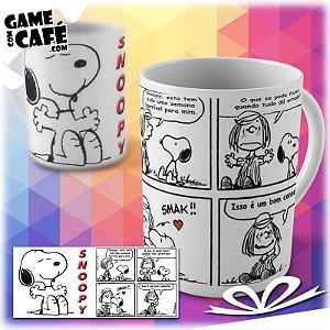 Caneca M108 Snoopy - Quadrinhos