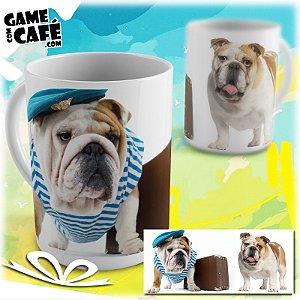 Caneca Pets P01 Bulldog