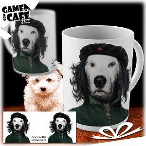 Caneca Pets P08 Celebrity Pet Che Guevara
