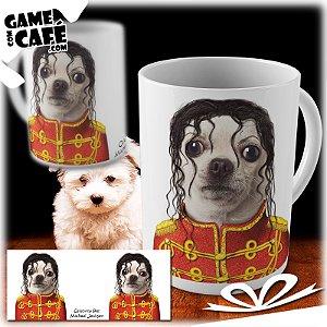Caneca Pets P11 Celebrity Pet Michael Jackson