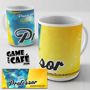 Caneca A14 Super Professor