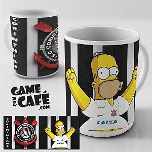 Caneca E73 Homer Corinthians