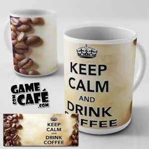 Caneca G51 Drink Coffee