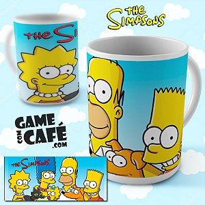 Caneca Simpsons R06