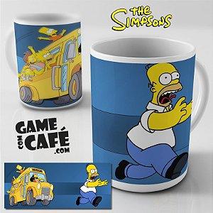 Caneca Simpsons R09
