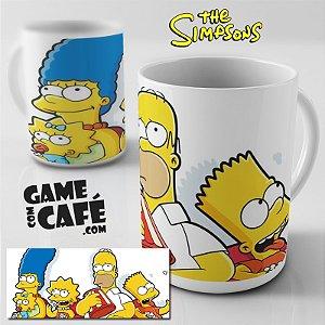 Caneca Simpsons R22