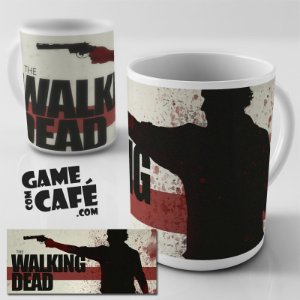 Caneca S54 The Walking Dead