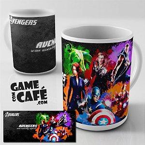 Caneca S57 Avengers