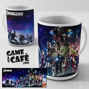 Caneca S59 Avengers