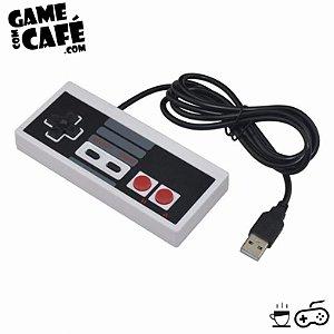 Controle USB Nintendo NES