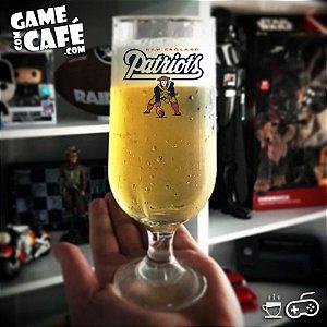 Taça de Cerveja T01 NFL New England Patriots