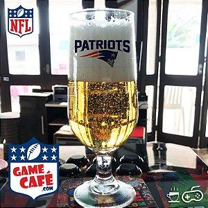 Taça de Cerveja T02 NFL Patriots