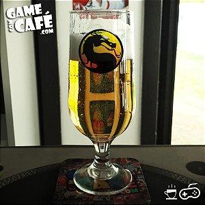 Taça de Cerveja T04 Mortal Kombat