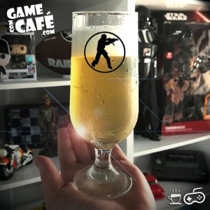 Taça de Cerveja T06 Counter-Strike