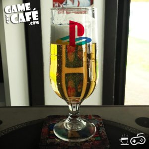 Taça de Cerveja T08 Playtation