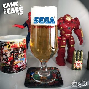 Taça de Cerveja T10 SEGA Master System