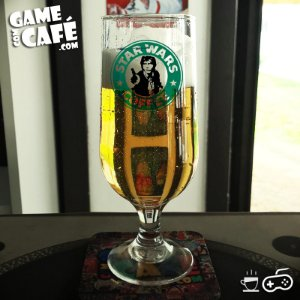 Taça de Cerveja T13 Star Wars Coffee Han Solo