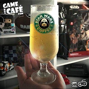 Taça de Cerveja T14 Star Wars Coffee Darth Vader