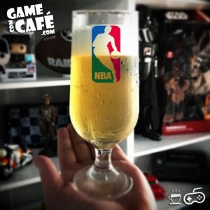 Taça de Cerveja T17 NBA