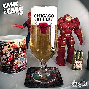 Taça de Cerveja T19 NBA Chicago Bulls
