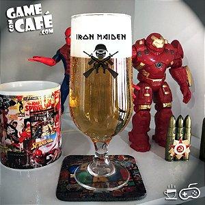 Taça de Cerveja T22 Iron Maiden
