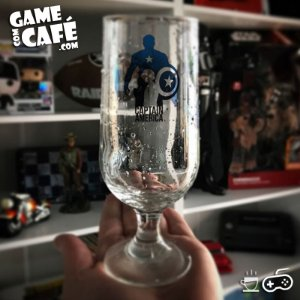 Taça de Cerveja T71 Heróis - Capitão América