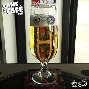 Taça de Cerveja T83 Super Nintendo Controle
