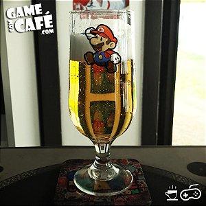 Taça de Cerveja T84 Super Mario Bros