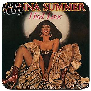 Porta-Copo B123 Donna Summer