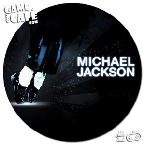 Porta-Copo B127 Michael Jackson