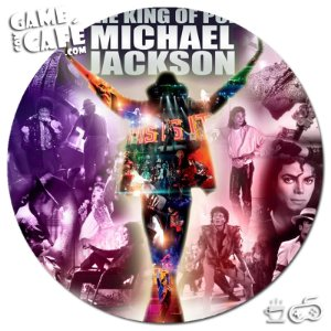 Porta-Copo B128 Michael Jackson
