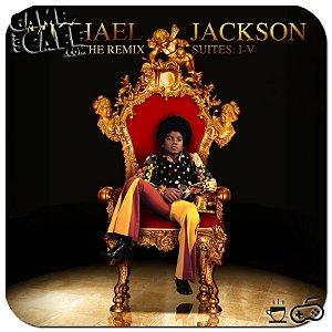 Porta-Copo B130 Michael Jackson