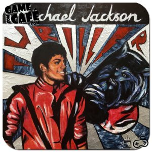 Porta-Copo B132 Michael Jackson