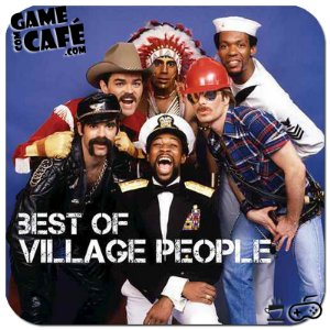 Porta-Copo B149 Village People