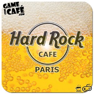 Porta-Copo H87 Hard Rock Café Paris